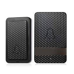 Wireless Dingdong Doorbell OWSOO Self-Powered 28 Ringtones 4