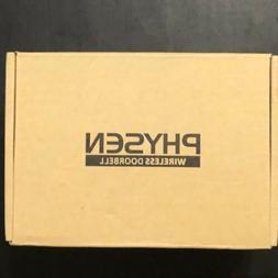 PHYSEN Wireless Door/Window Sensor Chime kit with 3 Magnetic