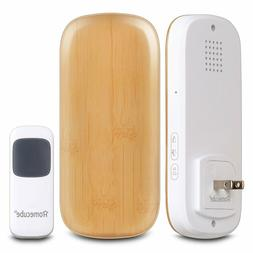 wireless doorbell chime 1 receiver 1 transmitter