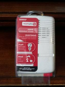 New Utilitech Wireless Doorbell Chime Additional Plug in Rec