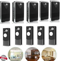 1Byone Wireless Doorbell Chimes Ring Kit for Home 36 Songs R