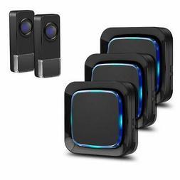 wireless doorbell door bell chimes kit