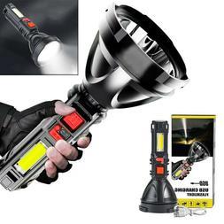 Wireless Doorbell Door Bell Loud Chime LED Flash Transmitter