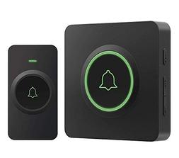 AVANTEK DB-11 Wireless Doorbell, Waterproof Door Chime Kit O