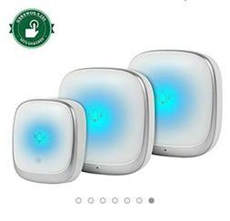 Wireless Doorbell, Plug And Play Waterproof Door Bell Kit,1P