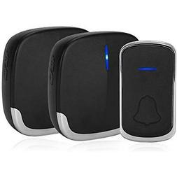 Wireless Doorbell, Plug In Bells & Chimes For Home Classroom