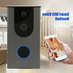 Wireless Doorbell Smart Door Bells Home Security Bell Camera