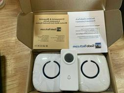 Wireless Doorbell Waterproof Door Bells & Chimes Wireless Ki