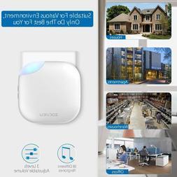 wireless doorbell waterproof door chime kit room