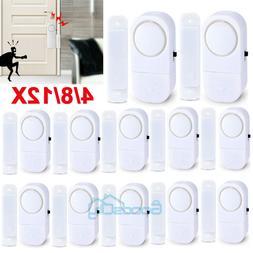 wireless home window door burglar security alarm