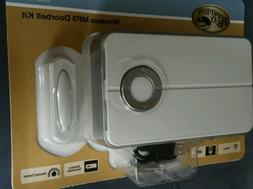 HAMPTON BAY WIRELESS MP3 DOORBELL KIT #1001 411 382