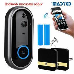 Wireless New Door Video Camera Intercom Security Wifi Doorbe