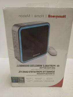 Honeywell Wireless Portable Door Bell Doorbell Halo Light &