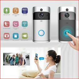 Berryku Wireless Video Doorbell Smart Phone HD & IR Camera V
