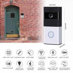 Wireless Video Doorbell Smartphone WiFi Door Ring Intercom S