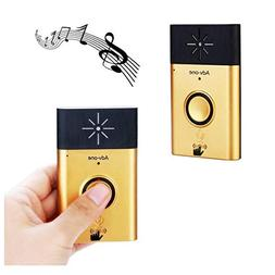 Wireless Voice Intercom Doorbell, Adv-one Portable Door Bell
