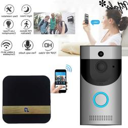 wireless wifi doorbell smart video phone door