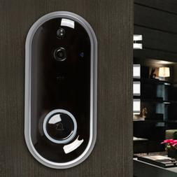 Wireless WiFi Doorbell Video Camera Phone Bell Intercom Home