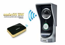 Wireless WiFi Remote Video Camera Door Phone Doorbell Home S
