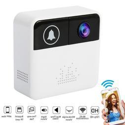 Wireless WiFi Remote Video Door Camera Phone Doorbell Interc