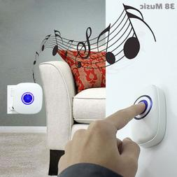 Wireless WiFi Smart Phone DoorBell Visual Camera Door Bell H