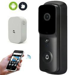 wireless wifi video doorbell smart door intercom