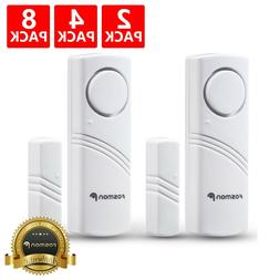 wireless window door entry security burglar alarm