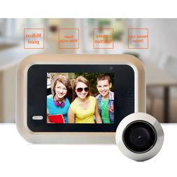 X5 2.4'' LCD Screen Digital Peephole Viewer Monitor with HD