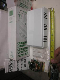 Heath Zenith Contractor Chime Kit 103-A Carillon W/Transform